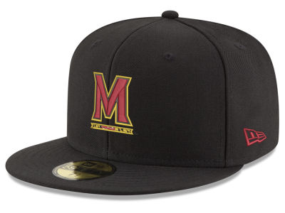 Maryland Terrapins New Era NCAA Shadow 59FIFTY Cap