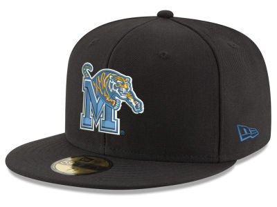 Memphis Tigers New Era NCAA Shadow 59FIFTY Cap