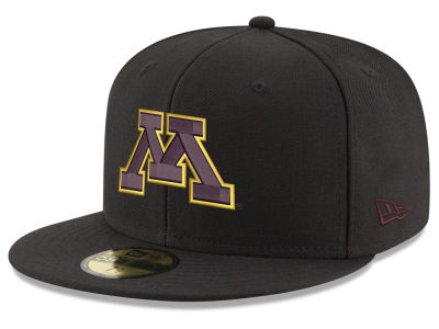 Minnesota Golden Gophers New Era NCAA Shadow 59FIFTY Cap