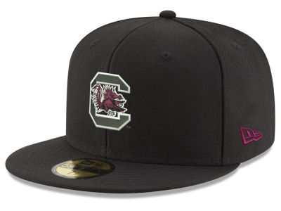 South Carolina Gamecocks New Era NCAA Shadow 59FIFTY Cap