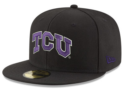 Texas Christian Horned Frogs New Era NCAA Shadow 59FIFTY Cap