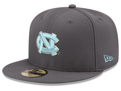 North Carolina Tar Heels New Era NCAA Shadow 59FIFTY Cap