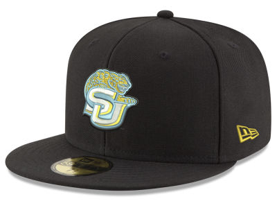 Southern Jaguars New Era NCAA Shadow 59FIFTY Cap