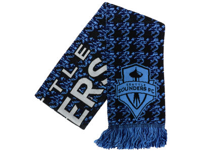 Seattle Sounders FC MLS Houndstooth Scarf