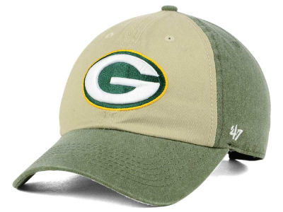 Green Bay Packers '47 NFL Summerland CLEAN UP Cap