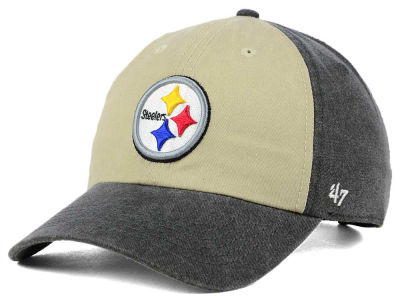 Pittsburgh Steelers '47 NFL Summerland CLEAN UP Cap