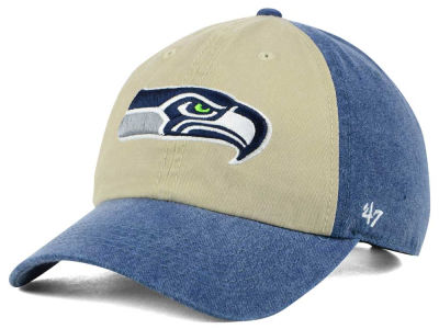 Seattle Seahawks '47 NFL Summerland CLEAN UP Cap