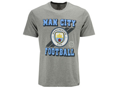 Manchester City '47 Men's Club Team Stripe Club T-Shirt