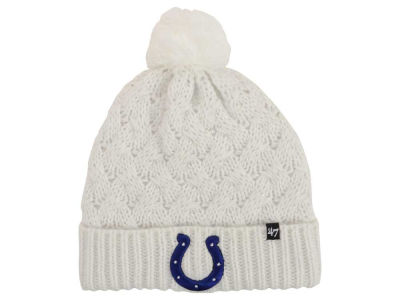 Indianapolis Colts '47 NFL Women's Fiona Knit