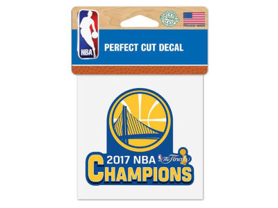 Golden State Warriors 4x4 Decal - Event