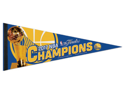 Golden State Warriors 12x30 Event Premium Pennant