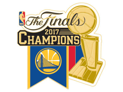Golden State Warriors Marquee Pin- EVENT