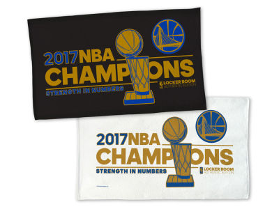 Golden State Warriors Event Locker Room Towel