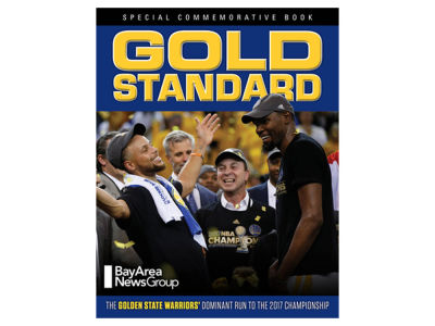 Golden State Warriors Commemorative Book