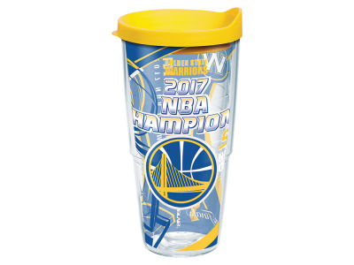 Golden State Warriors Event 24oz. Wrap Tumbler w/Lid