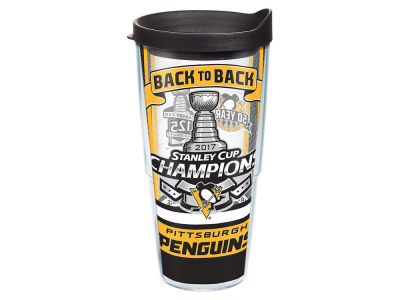 Pittsburgh Penguins Event 24oz. Wrap Tumbler w/Lid