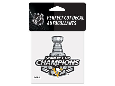 Pittsburgh Penguins 4x4 Decal - Event