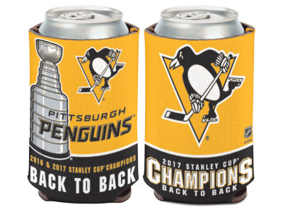 Pittsburgh Penguins Event Can Cooler