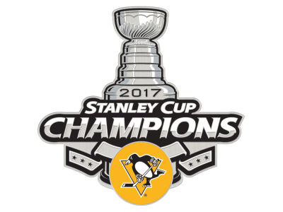 Pittsburgh Penguins Marquee Pin- EVENT