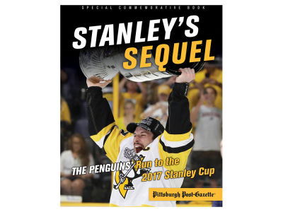 Pittsburgh Penguins Commemorative Event Book