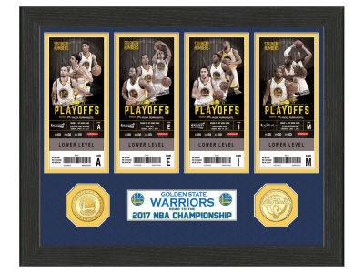 Golden State Warriors Ticket Mint Event