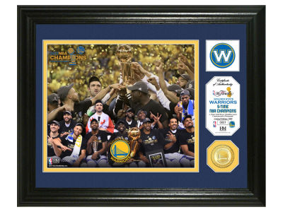 Golden State Warriors Photo Mint Bronze Event Coin