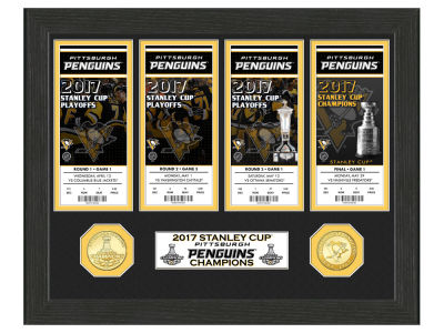Pittsburgh Penguins Ticket Mint Event
