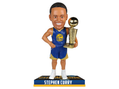 Golden State Warriors Stephen Curry Forever Collectibles Bobblehead
