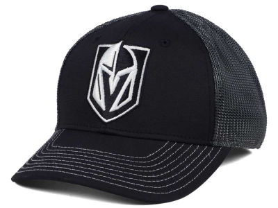 Vegas Golden Knights adidas NHL Cage Flex Cap