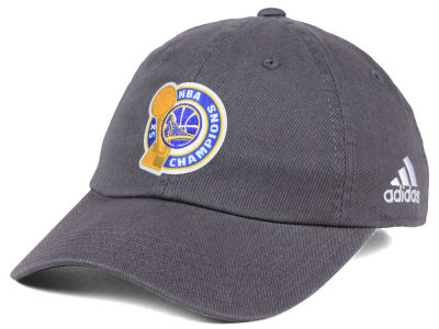 Golden State Warriors Outerstuff 2017 NBA Kids Locker Room Champ Cap
