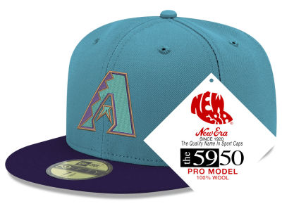 Arizona Diamondbacks New Era MLB Retro Classic 59FIFTY Cap