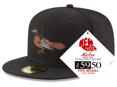 Baltimore Orioles New Era MLB Retro Classic 59FIFTY Cap