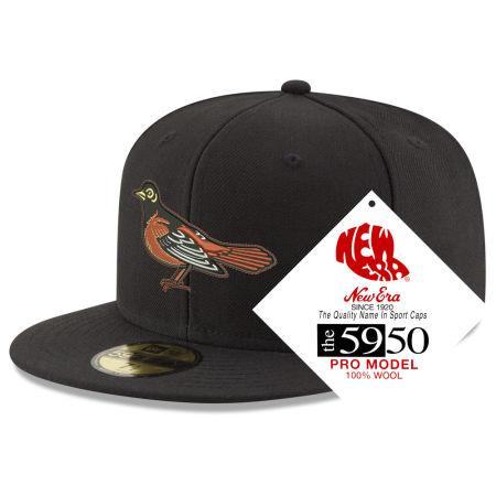 Baltimore Orioles New Era MLB Retro Classic 59FIFTY Cap