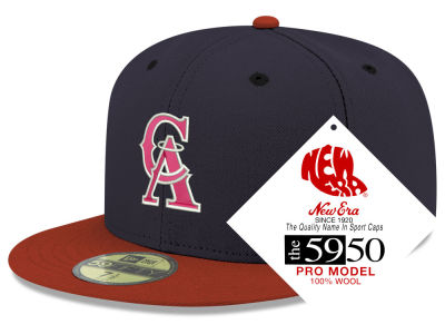 Los Angeles Angels New Era MLB Retro Classic 59FIFTY Cap
