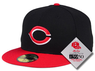 Cincinnati Reds New Era MLB Retro Classic 59FIFTY Cap