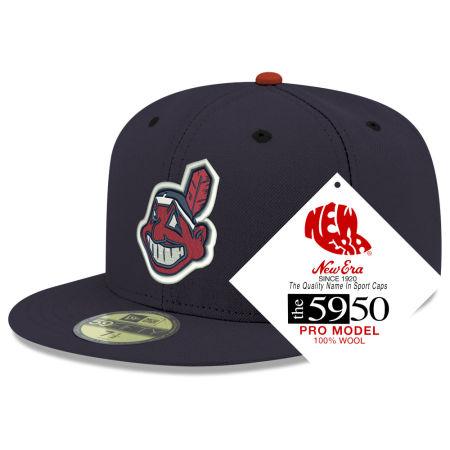 Cleveland Indians New Era MLB Retro Classic 59FIFTY Cap