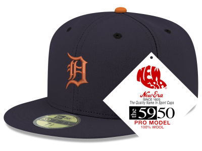 Detroit Tigers New Era MLB Retro Classic 59FIFTY Cap