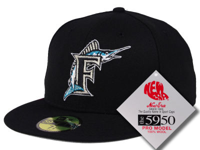 Florida Marlins New Era MLB Retro Classic 59FIFTY Cap