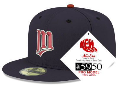 Minnesota Twins New Era MLB Retro Classic 59FIFTY Cap