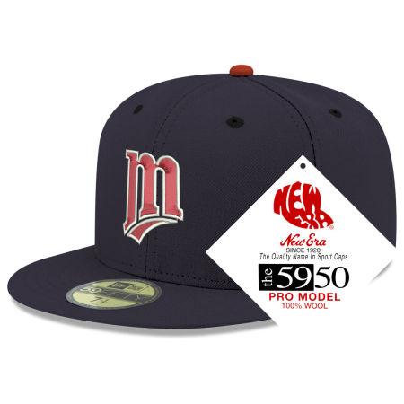 Minnesota Twins New Era MLB Retro Classic 59FIFTY Cap