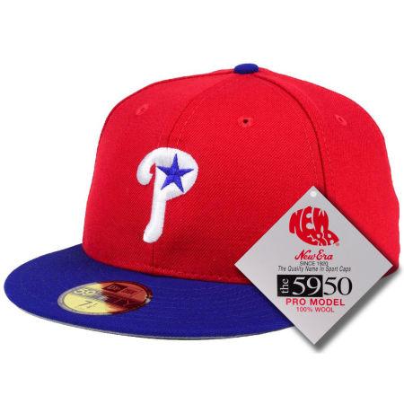 Philadelphia Phillies New Era MLB Retro Classic 59FIFTY Cap