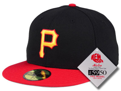 Pittsburgh Pirates New Era MLB Retro Classic 59FIFTY Cap