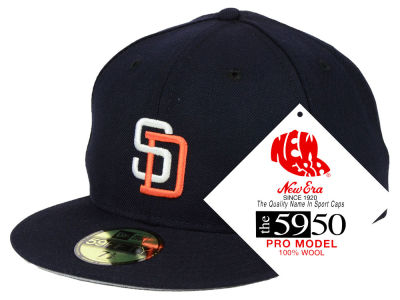 San Diego Padres New Era MLB Retro Classic 59FIFTY Cap