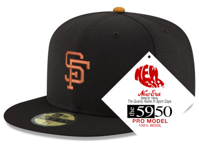 San Francisco Giants New Era MLB Retro Classic 59FIFTY Cap