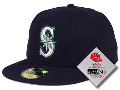Seattle Mariners New Era MLB Retro Classic 59FIFTY Cap
