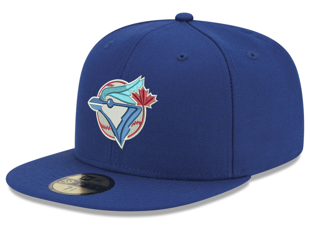 Toronto Blue Jays New Era MLB Retro Classic 59FIFTY Cap  211e4ac9bb2