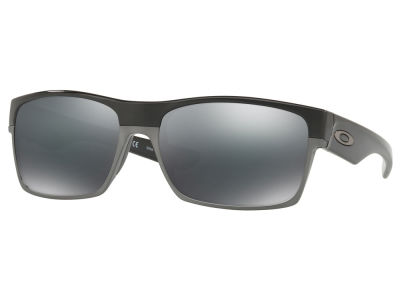 Oakley TwoFace Pol Black Sunglasses