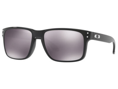 Oakley Holbrook Polished Black Prizm Sunglasses