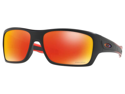 Oakley Turbine Ruby Fade Prizm Sunglasses