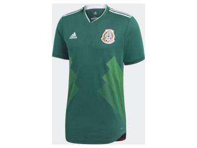 Mexico adidas 2018 Youth National Team Home Stadium Jersey